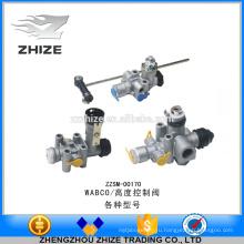 Высокий класс и высокое качество шины высота регулирующий клапан/клапан выравнивания для wabco