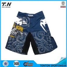 2015 Custom MMA Shorts / Sublimação MMA Shorts / MMA Luta Gear