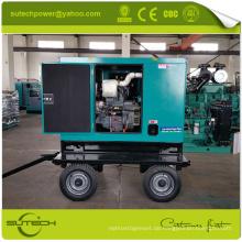 hoher Qualität 25kva tragbarer Dieselschweißgenerator für Verkauf