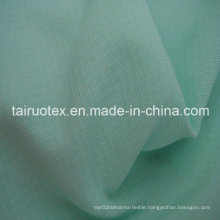 Ripstop Taslon with PU Coated for Sportswear Fabric