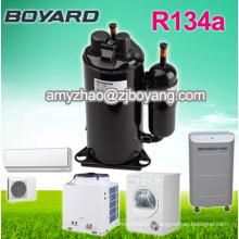 heat pump ventilated air dryer machine with r134a rotary compressor
