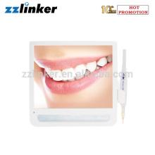 Wired USB VGA Typ Dental Intra Oral Kamera mit 17 # LED Monitor