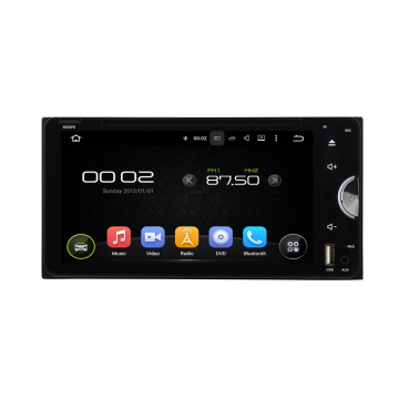 6,95 '' Car Dvd Player per corona Toyota