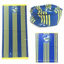 Custom Made Customized Logo Printed Promotional Polyester Multifunctional Neck Tube Headband