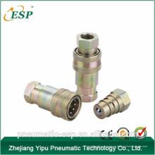 Las válvulas de bola ESP AS-S4 teclean el acoplamiento rápido hidráulico de acero