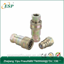 ESP AS-S4 ball valves type steel hydraulic quick coupling