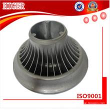 carcaça conduzida de alumínio de molde