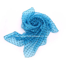 2016 Lady Dots Voile Scarf and Fashion Square Scarf