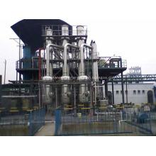 tratamento de água do evaporador