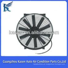 Ventoinha do ventilador do condensador 12V / 24V Ventilador de refrigeração / ventilador do condensador de 80W 80W para Universal