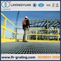 Verzinktem Stahl Bar Gitterroste für Industrie-Fußboden