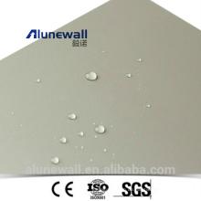 Self Clean wasserdichte Nano-Beschichtung Aluminium-Verbundplatte Factory Direct Sell