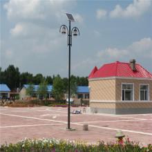 Prix de poteau en acier de 5 m pour lampadaire et parc