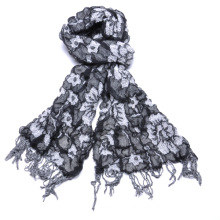 Winter Ruffle Bubble Scarf (SNJBQ1016)