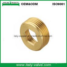 CE Certified Customized Quality Brass Hex Nut (AV-BF-7039)