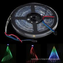 Горячая продажа пиксела DMX светодиодные ленты 12В