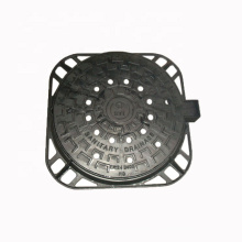 D400 Ductile Iron round and square Manhole Cover drain manhole cover water grate