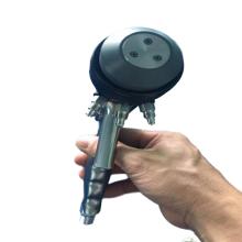 pistola de produtos químicos de cromo spray