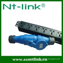 Shenzhen Netlink High Quality 6 way Rack PDU