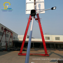 complete specifications of traffic light pole module