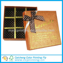 chocolate truffle packaging box