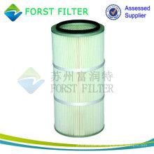 FORST Hepa Luftfilter Material Typ Druckluft Filterpatrone Fertigung Qualität Wahl
