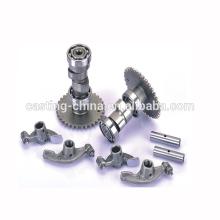 precision casting steel ball valves/customized valves