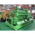 Generador de gas natural o potencia de planta de energía