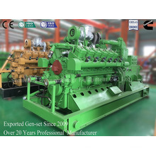 AC Three Phase Biomass Generator with Fuel of Gasification Gas