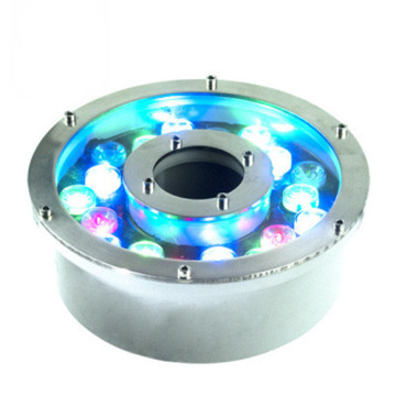 Fuente de luz LED inteligente simple Morden
