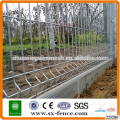 PVC coated wire mesh fence garden series wire fence for sale