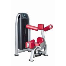Equipamento de musculação, musculação, força, torso, giratório (UM319)