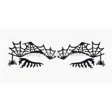 temporary eyeliner sticker, eyeshadow tattoo sticker for Halloween Party