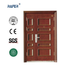 Hot Sale Mother Son Steel Door (RA-S144)
