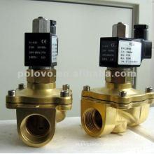 PS normally open thread 2 way water 2 inch solenoid valve
