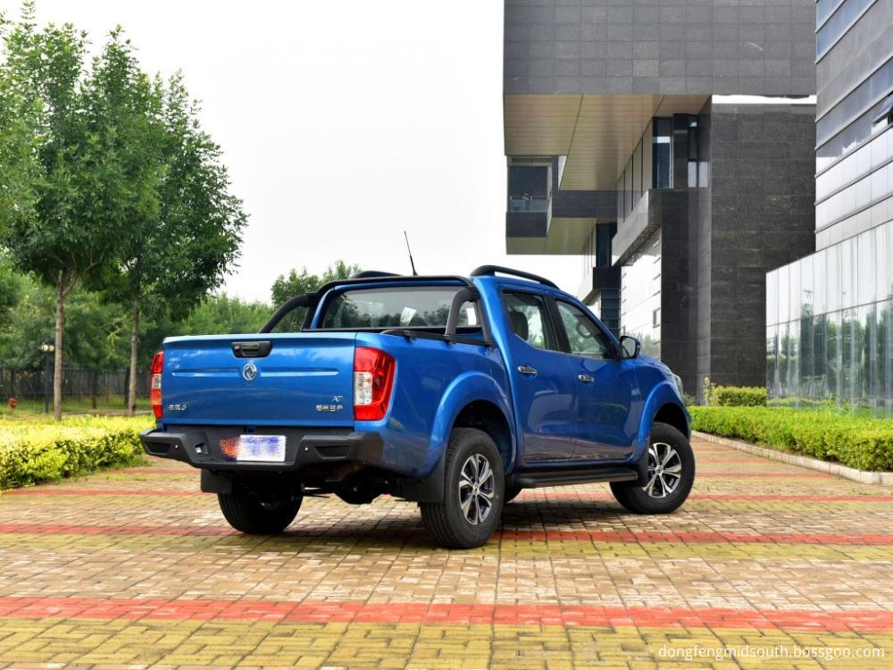 Dongfeng Rich6 Pickup Rear View