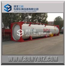 40ft T50 40000-50000L ISO LPG Tankcontainer für Versand, Anhänger