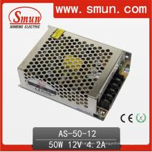 Fuente de alimentación de conmutación de salida única de mini volumen (AS-50)