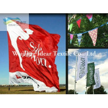 Polyester Advertising Flags/Polyester Printed Banner