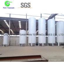 LNG Medium Cryogenic Storage Tank for Sale