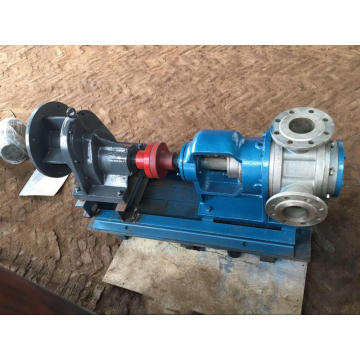 High viscosiry stainless steel sugar syrup rotor gear pumps