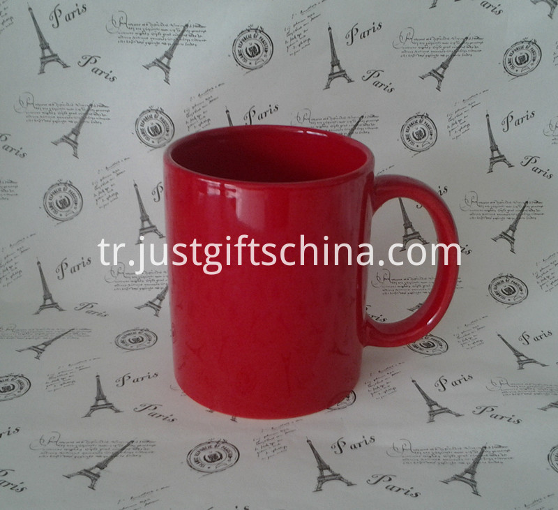 Promotional Ceramic Mugs 2