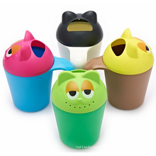 Colorful Animal Children Washing Hair Cup