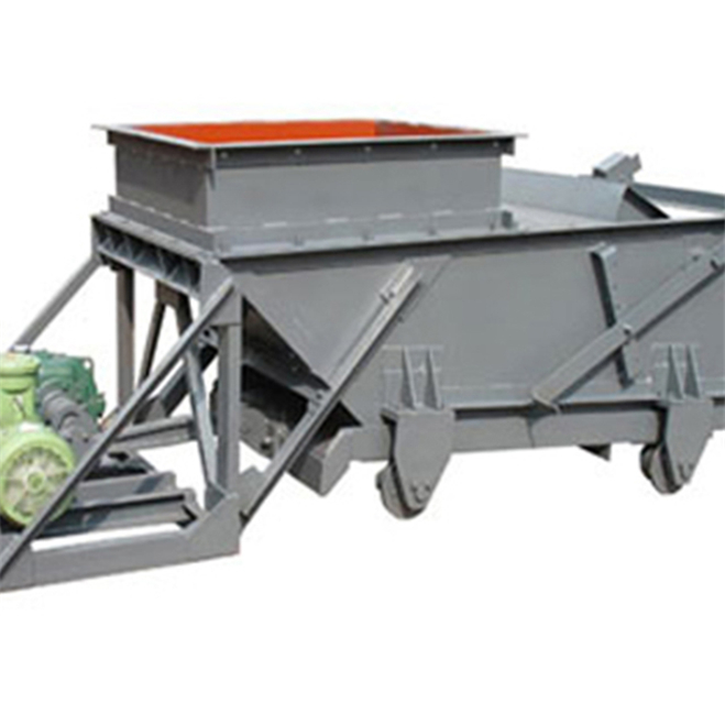 Reciprocating Feeder Coal Industry (1)