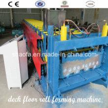 Nueva máquina de laminación de rollo de fabricación de piso de tipo (AF-D850)