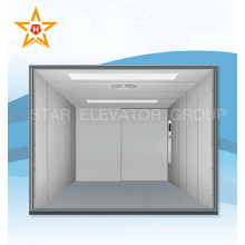 Workshop Lift with Large Space for Cargos