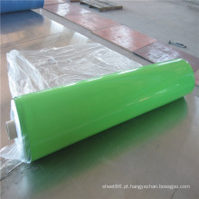 Folha de borracha antiestático folha de borracha ESD verde e preto