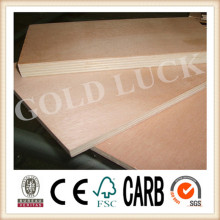 Chine 4'x8 'Marine Bb / Bb ou BB / CC Grade Commercial Okoume Contreplaqué
