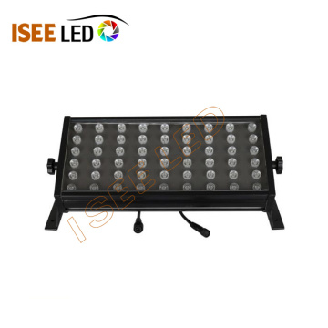 Projecteur LED RGB à intensité variable 54W