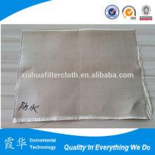 Alta calidad Pps filtro de tela / fibra de vidrio de los medios de filtro